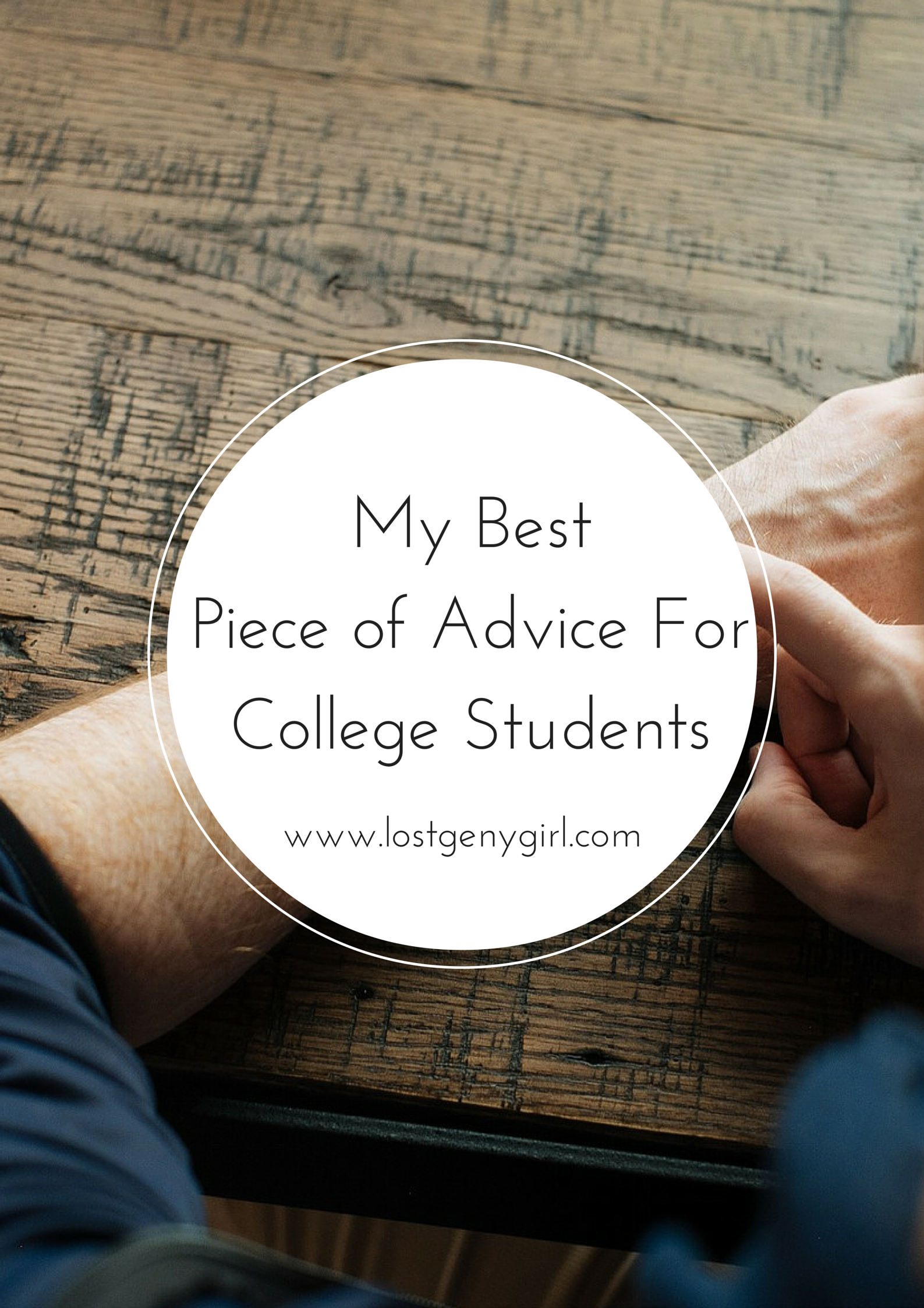 My Best Piece of Advice For College Students: Prepare For Career Success