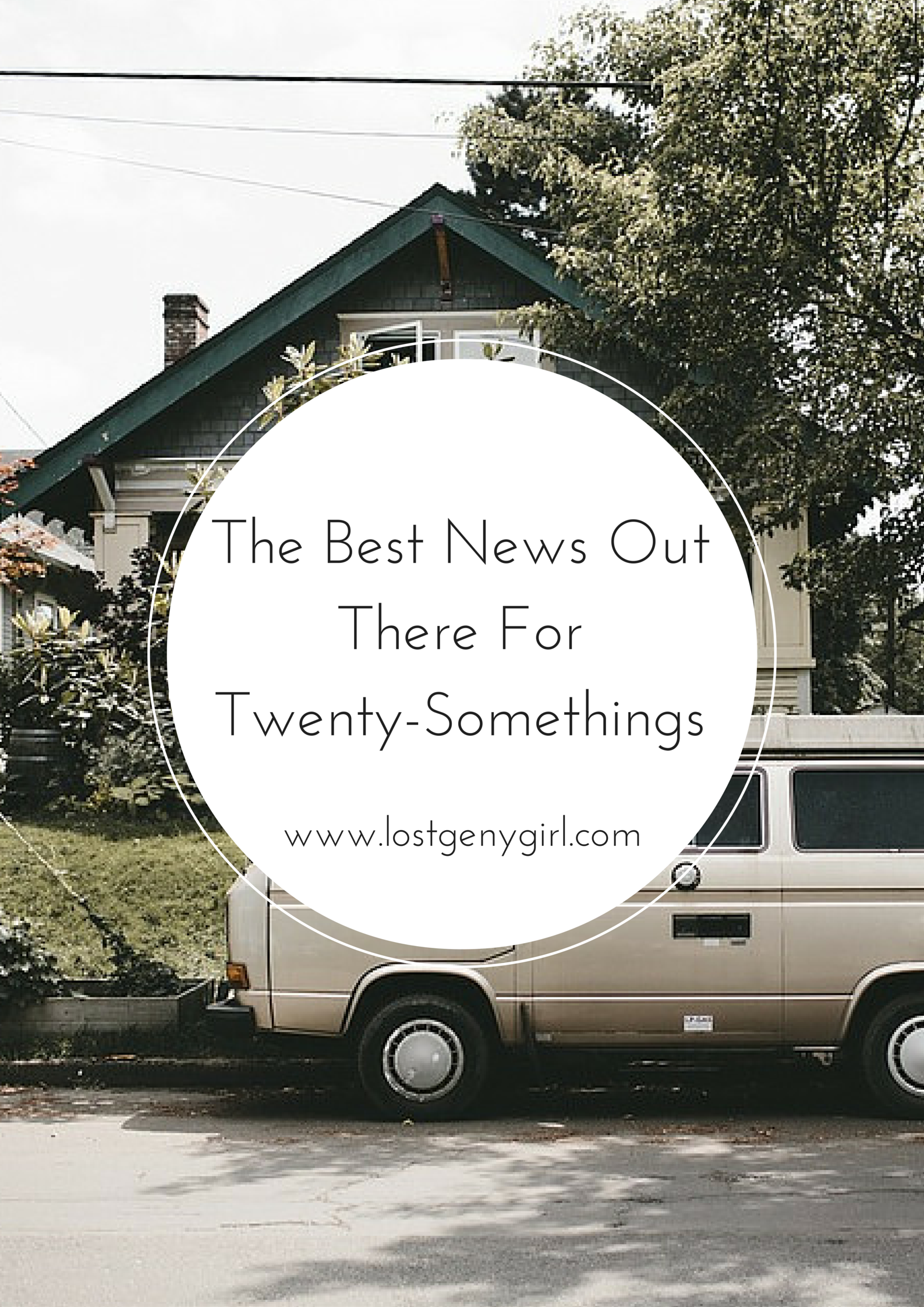 Hey, Twenty-Somethings…You Really Don't Have Much to Lose