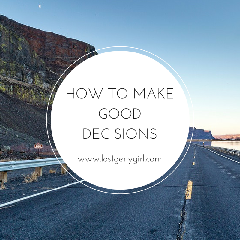 How to Make Good Judgment Decisions
