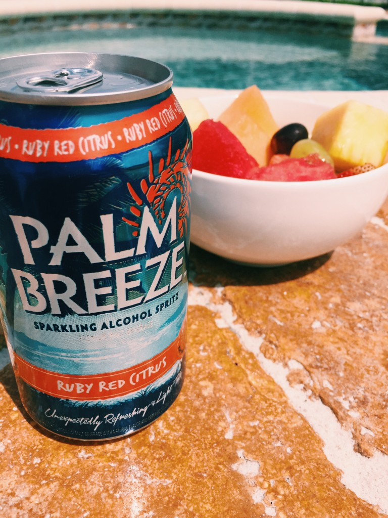 Ruby Red Citrus Palm Breeze