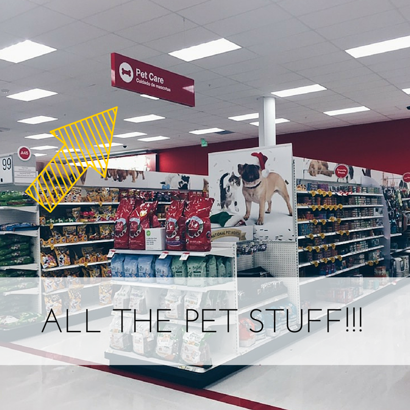 All The Pet Stuff At Target