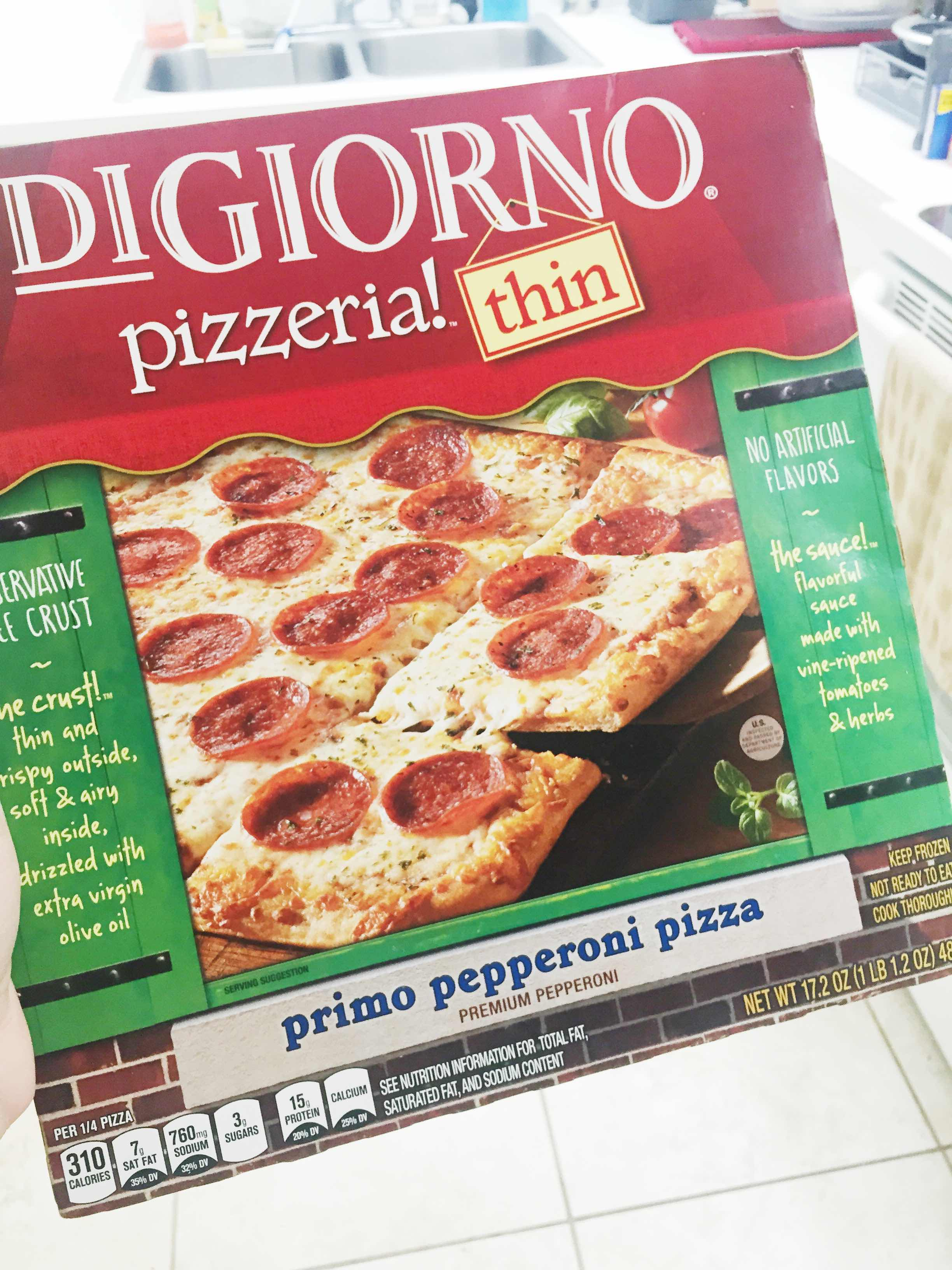 Digiorno Pizzeria Thin