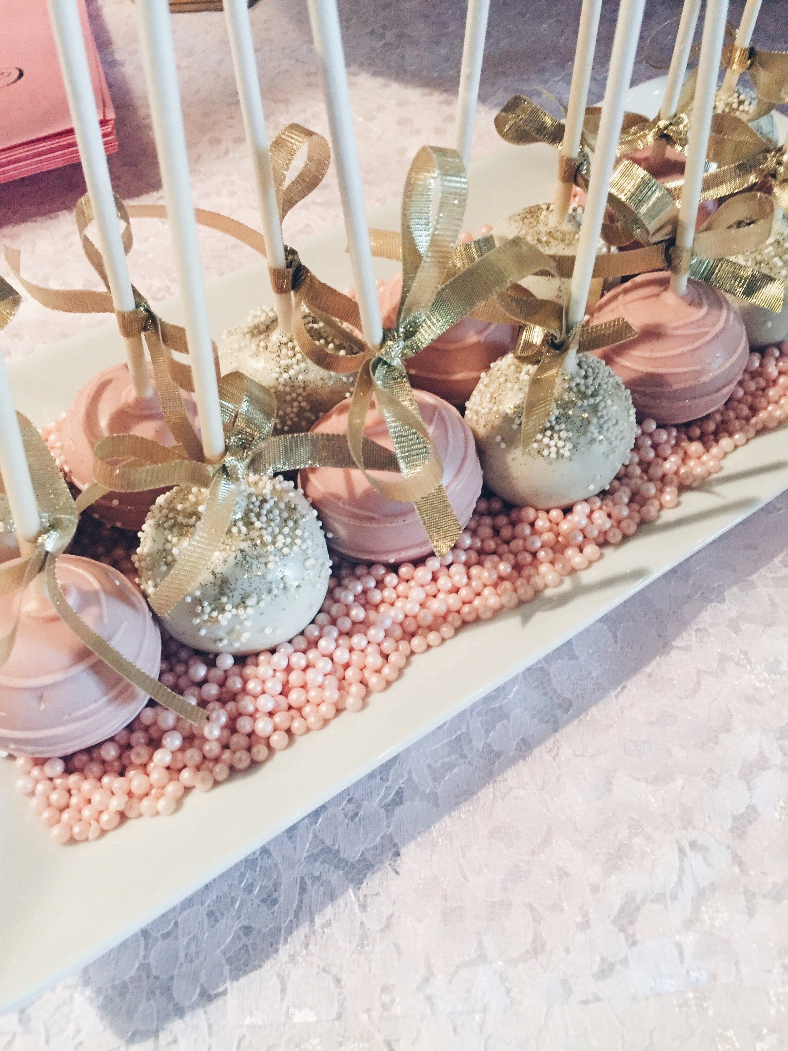 Bridal-Shower-Pink-Gold-Cake-Pops