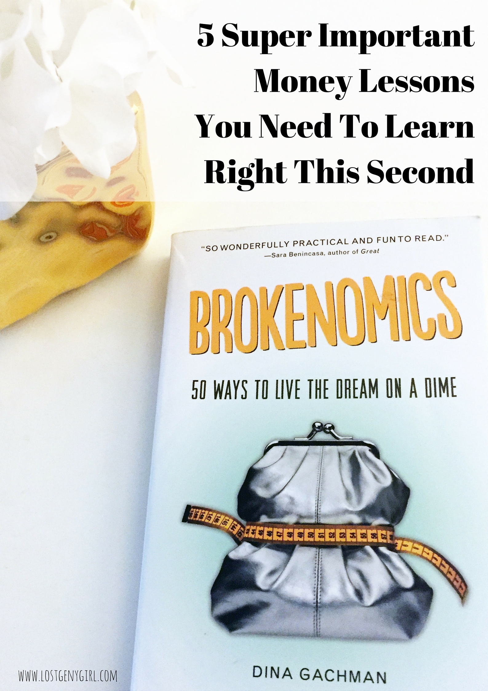 Brokenomics: The Only Finance Book Millennials Need To Read