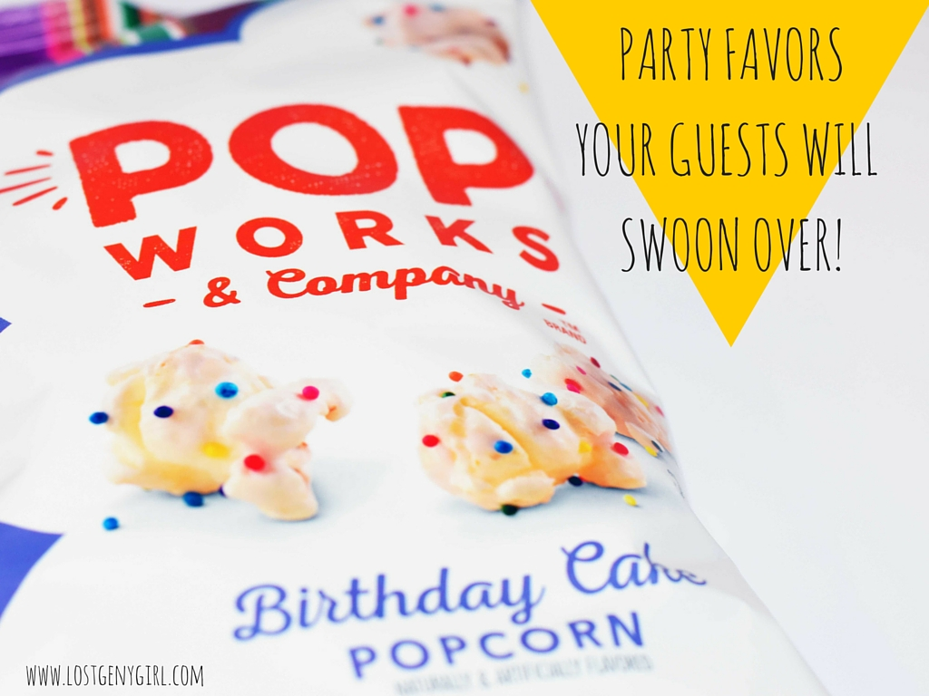 Popcorn Party Favors Your Guests Will Swoon Over - gen y girl