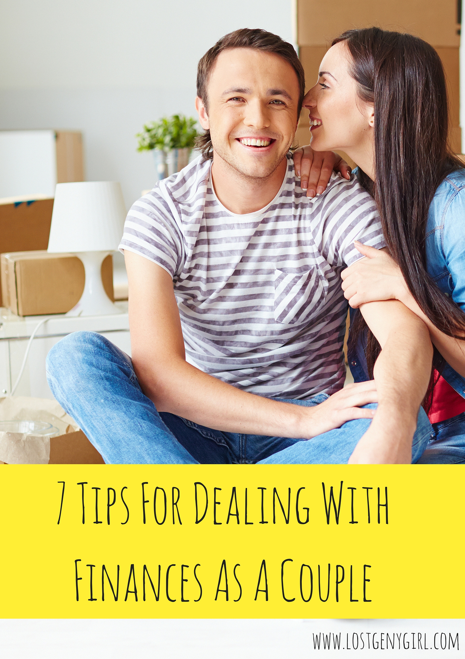 7 Tips For Dealing With Finances As A Couple