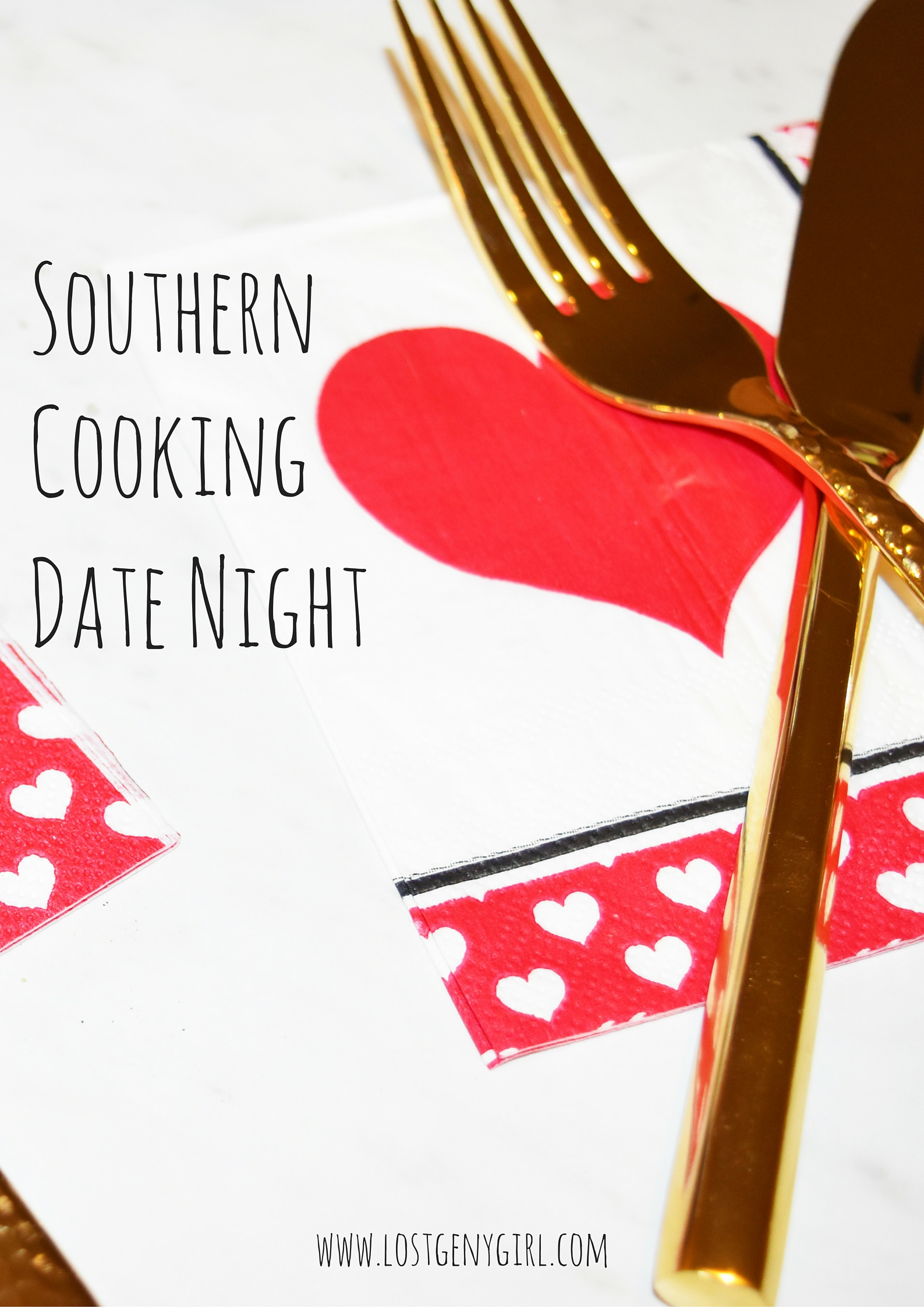 Southern Cooking Date Night