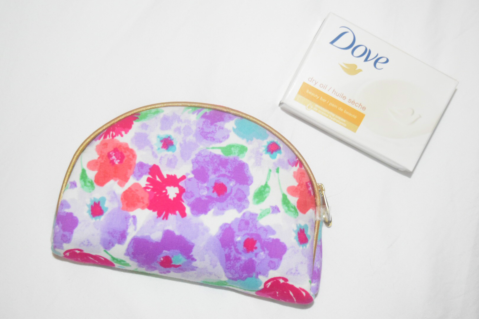 Getting Beach Ready With Dove