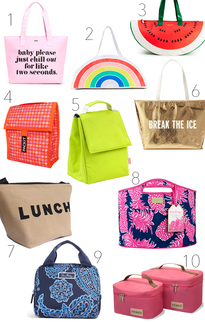 Chic Lunch Bags You Can Take To Work