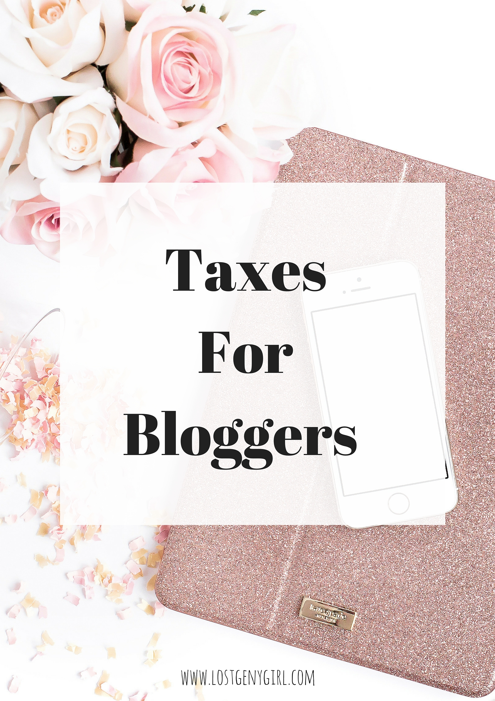 Taxes-For-Bloggers