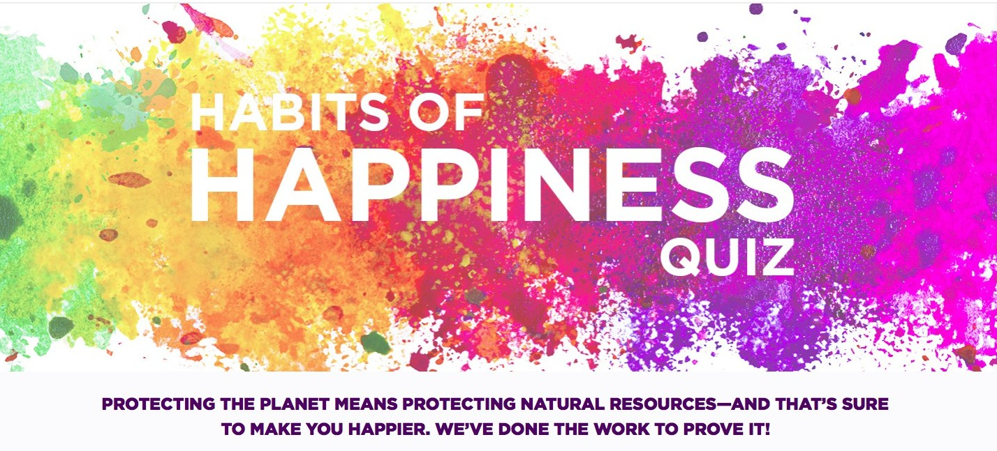 happiness quiz