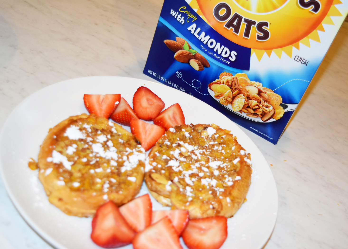 Honey Bunches of Oats 12