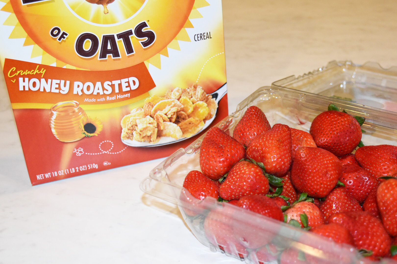 Honey Bunches of Oats 18
