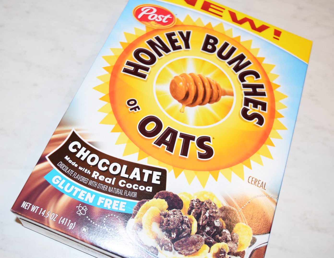 Honey Bunches of Oats 2