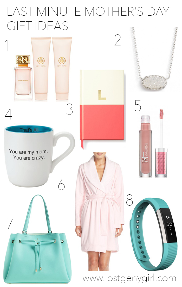 Last Minute Mother's Day Gift Ideas - gen y girl
