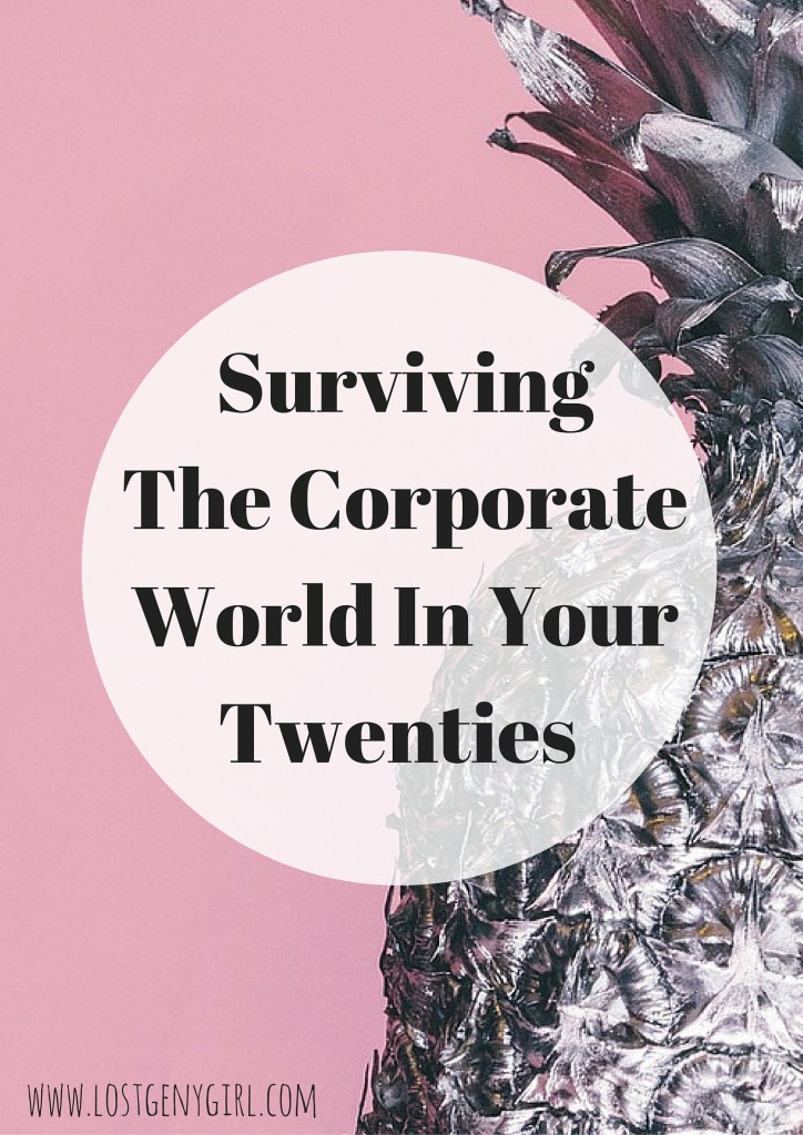Surviving The Corporate World