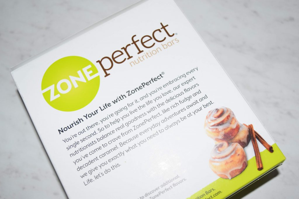 Zone Perfect Nutrition Bars 3