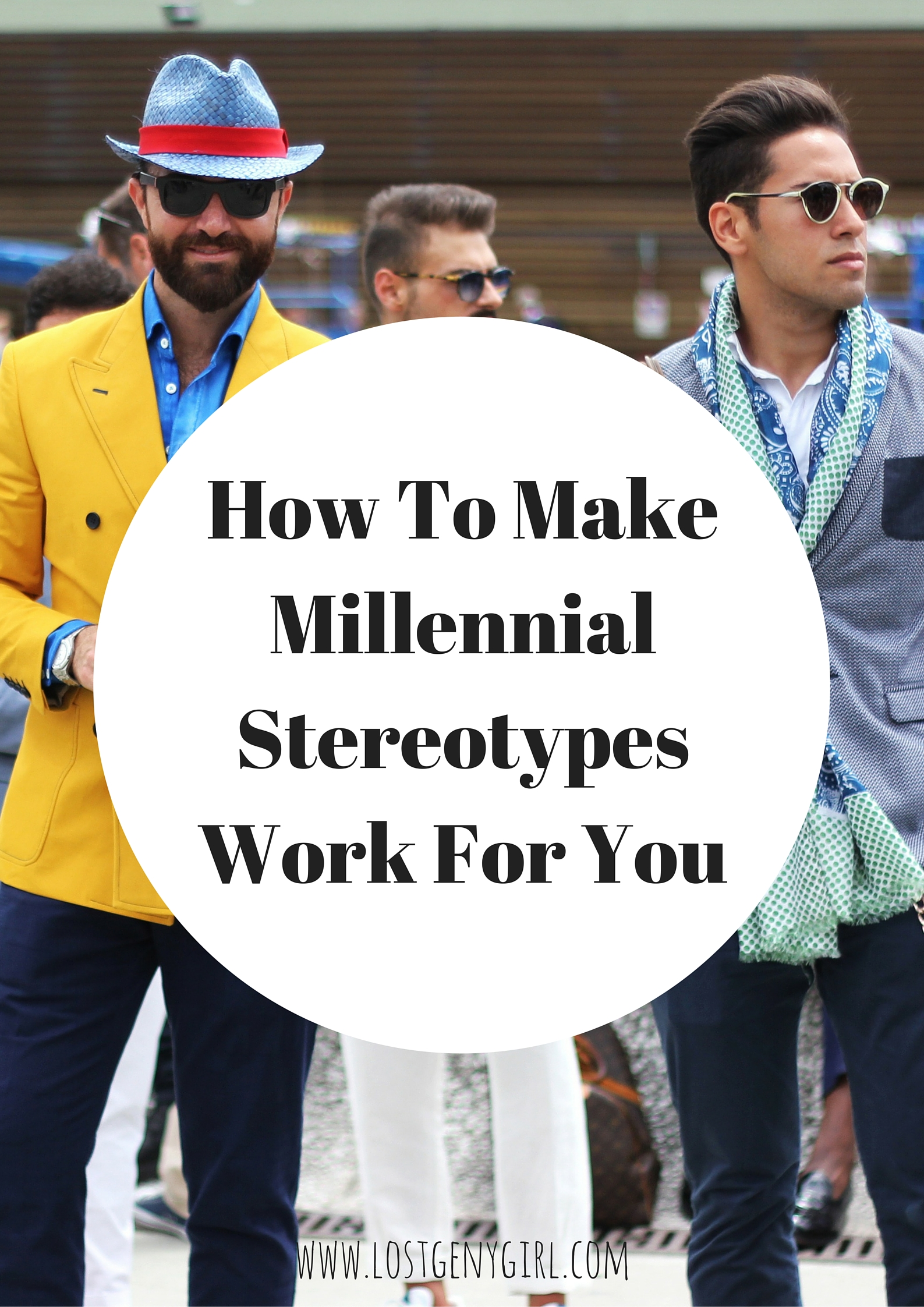 How to Make Millennial Stereotypes Work For You