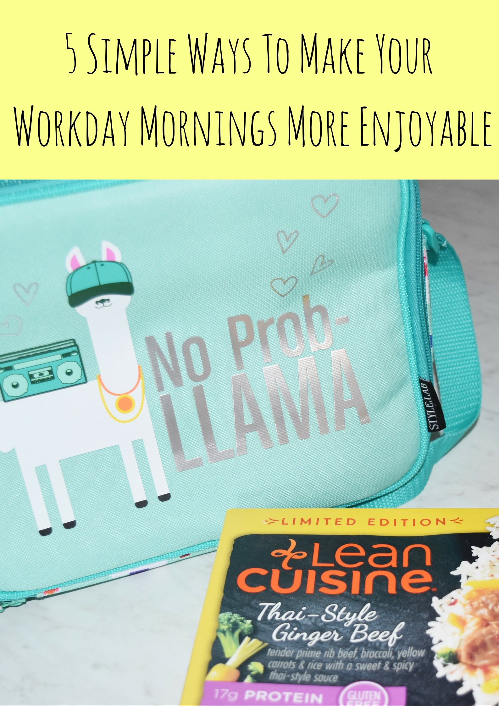 5 Simple Ways To Make Your Workday Mornings More Enjoyable