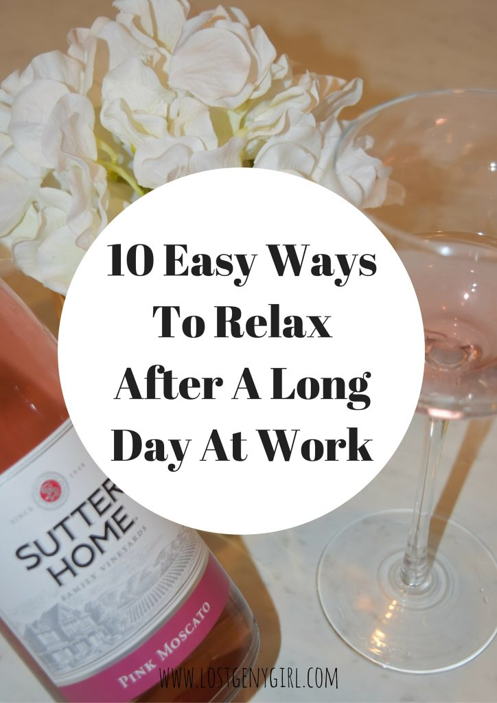 ways to relax 10