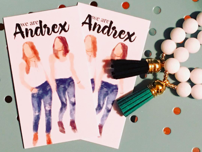 we are andrex jewelry