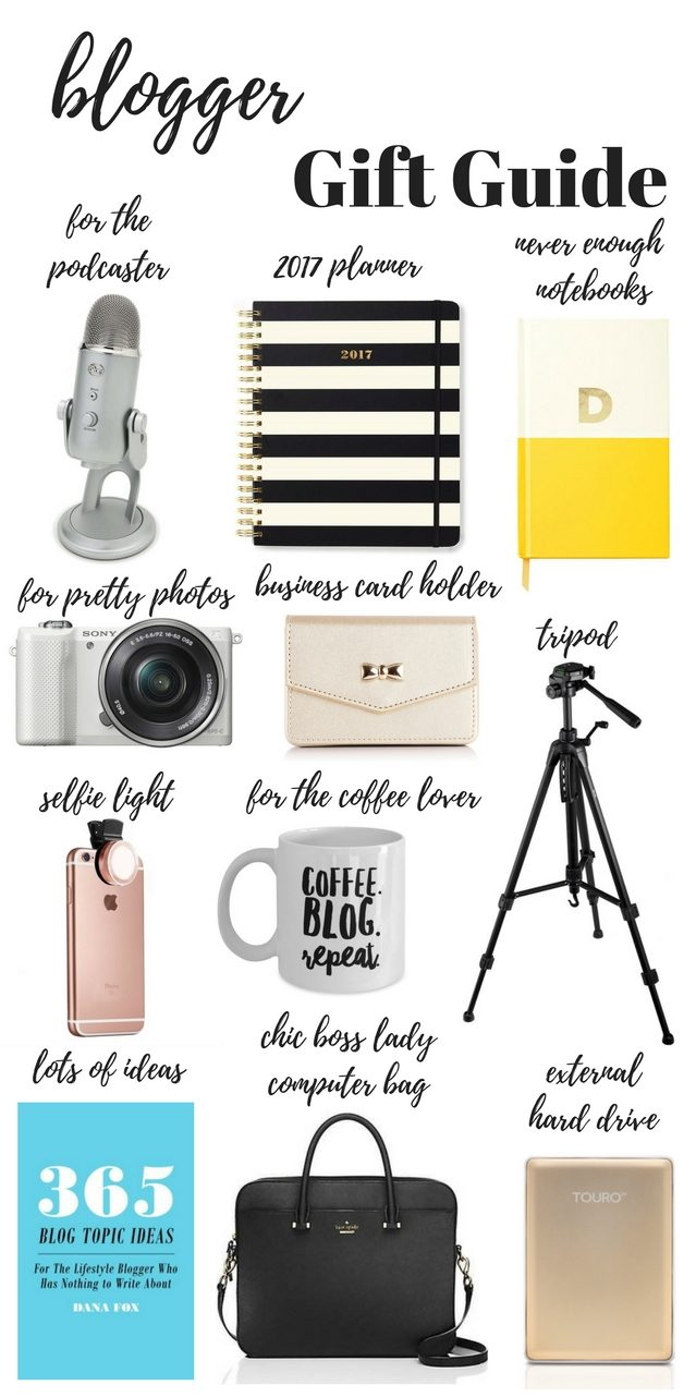 Gifts For Bloggers They'll Really Love