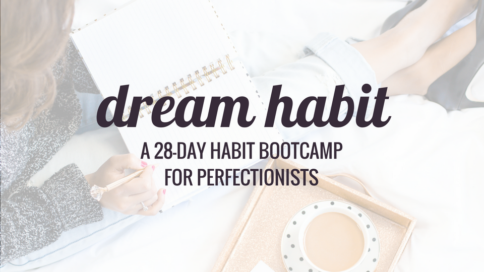 Dream Habit - Rectangle - 960 x 540px