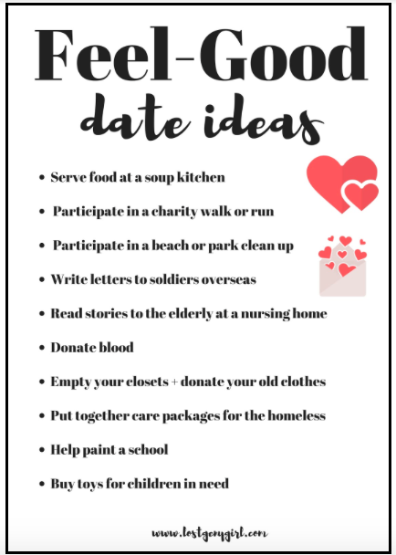 What are good date ideas