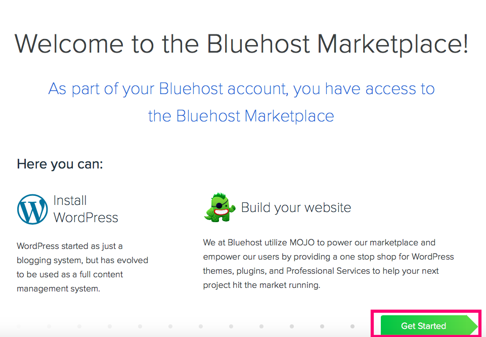 get-started-with-bluehost