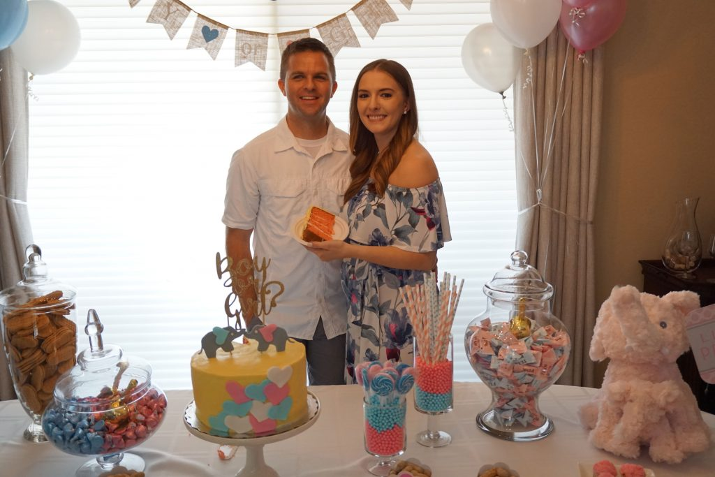 Elephant-Themed-Gender-Reveal-Party