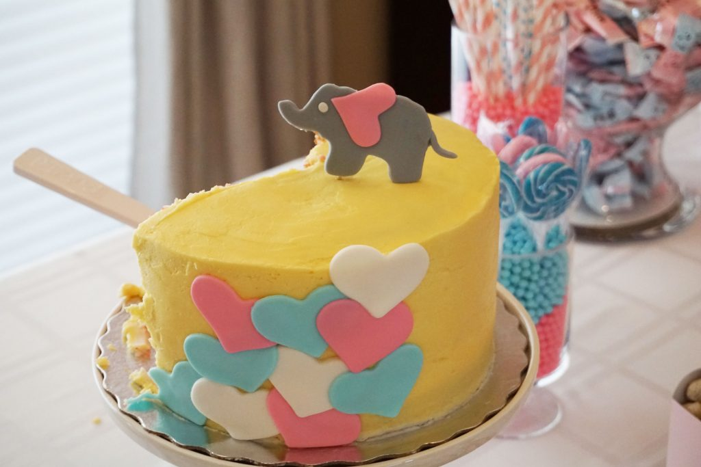Elephant-Themed-Gender-Reveal-Party-14
