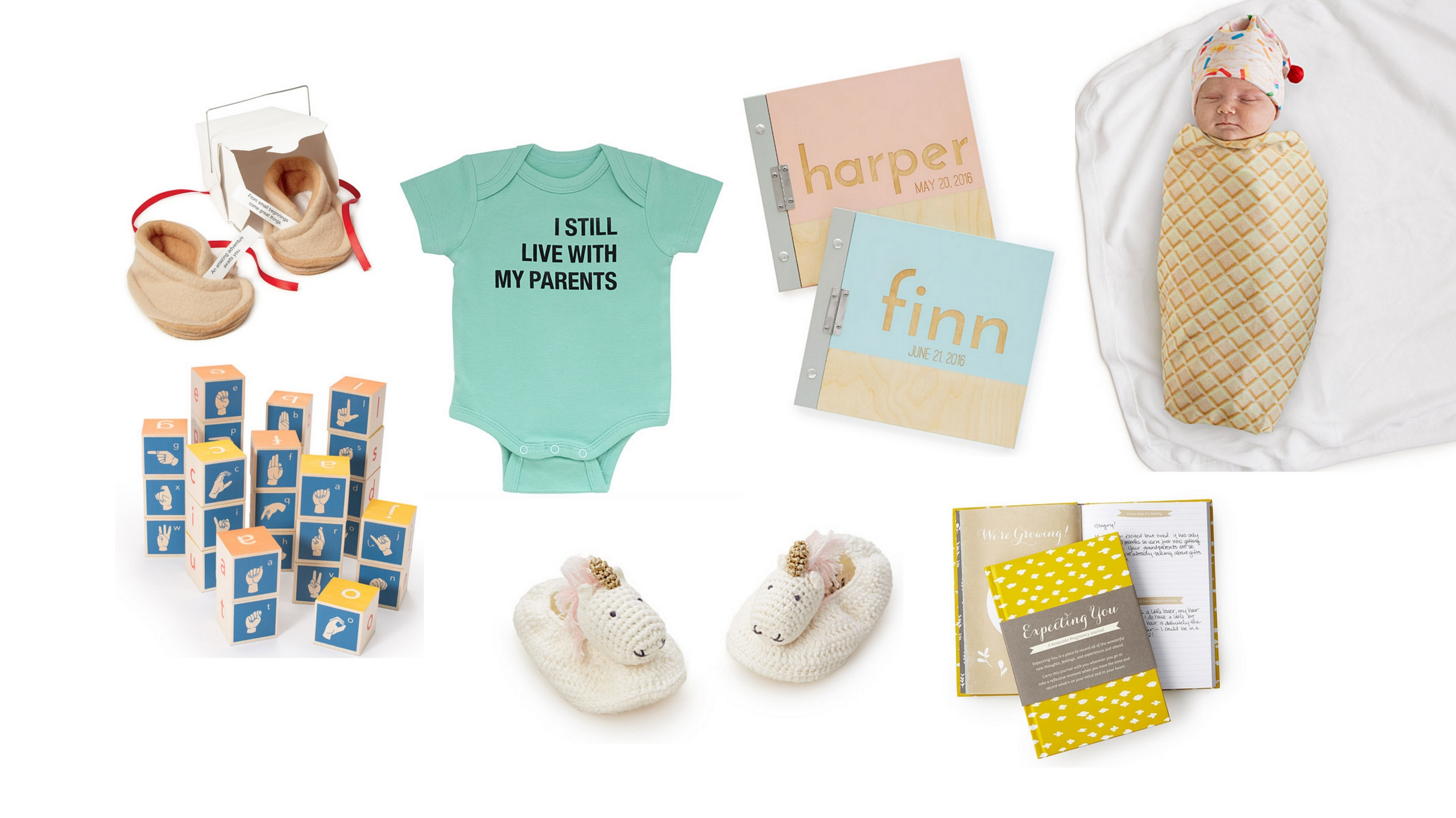 Unique Baby Gifts I'm Swooning Over