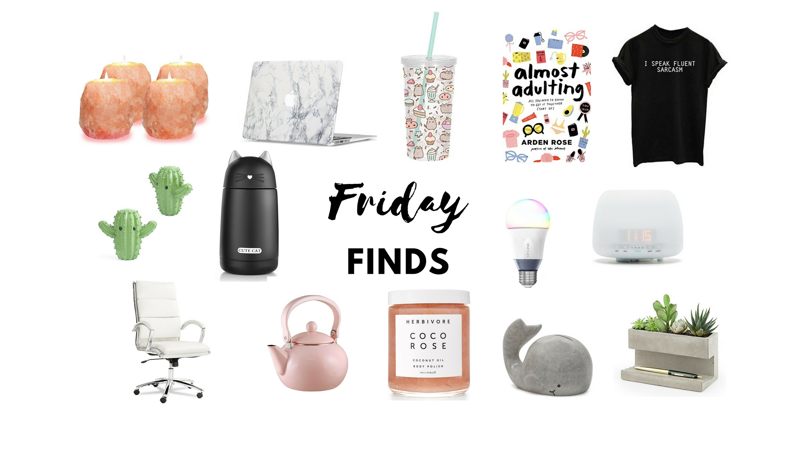 Friday Finds – Random Gifts For You + Your Friends