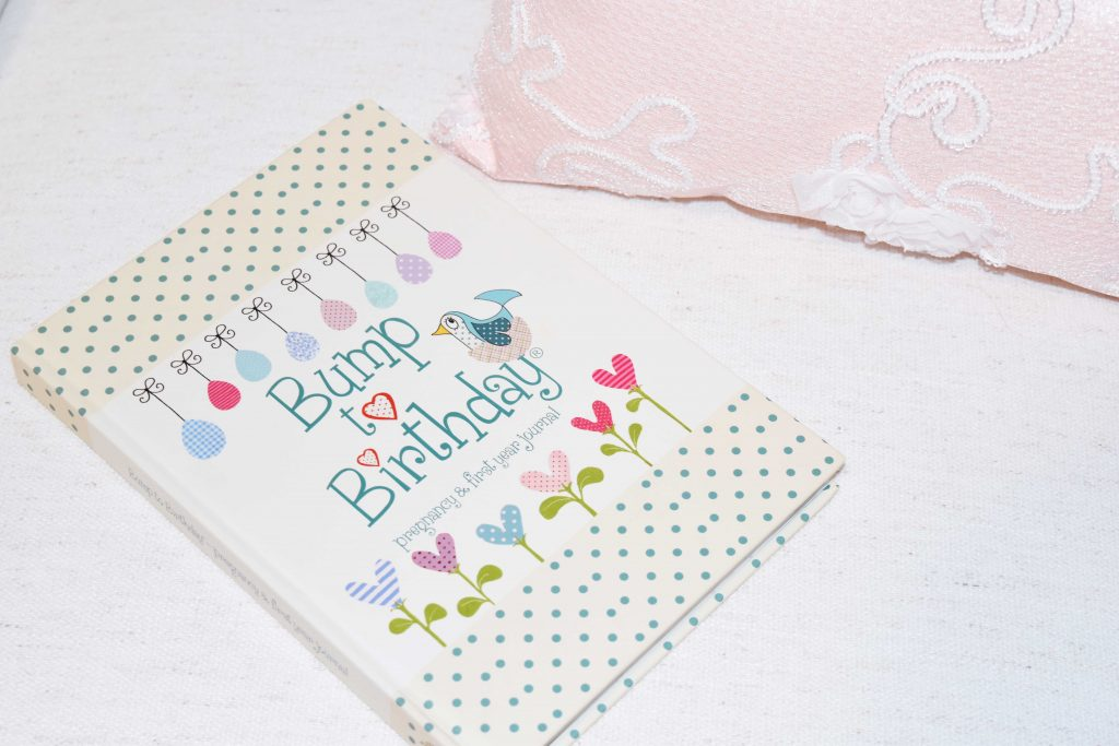pregnancy journal from bump to birthday
