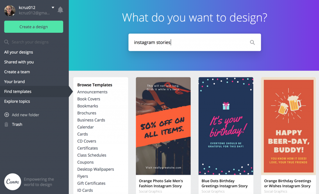 make instagram stories highlight icons with canva - 19