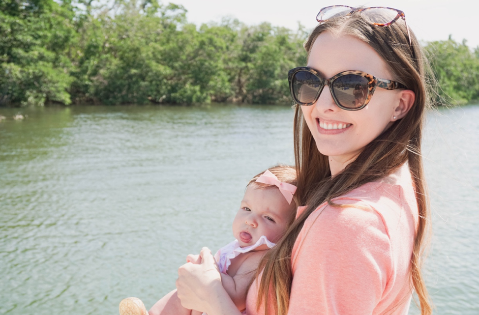 Things to do in the summer with baby