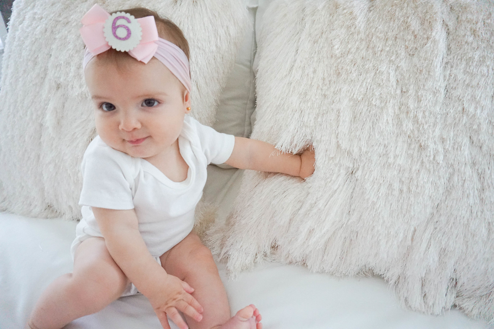 6 month old baby routine - gen y girl