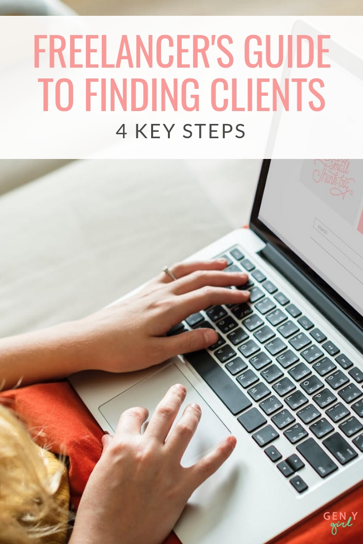freelancer's guide to finding clients