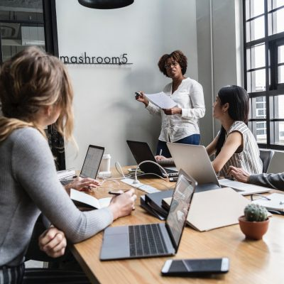 How to Prepare for Your First Big Client Meeting