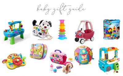Baby Gift Guide | 1 Year Old Gift Ideas