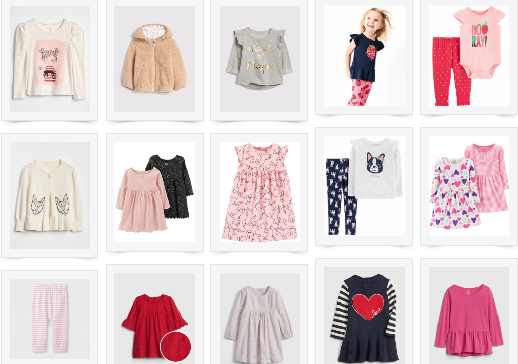 Cute Toddler Clothes For Girls I'm Swooning Over