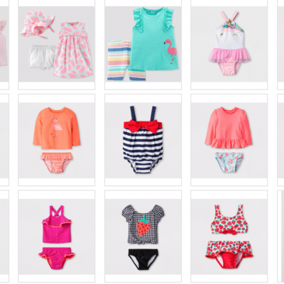 Toddler Girl Clothes For Spring