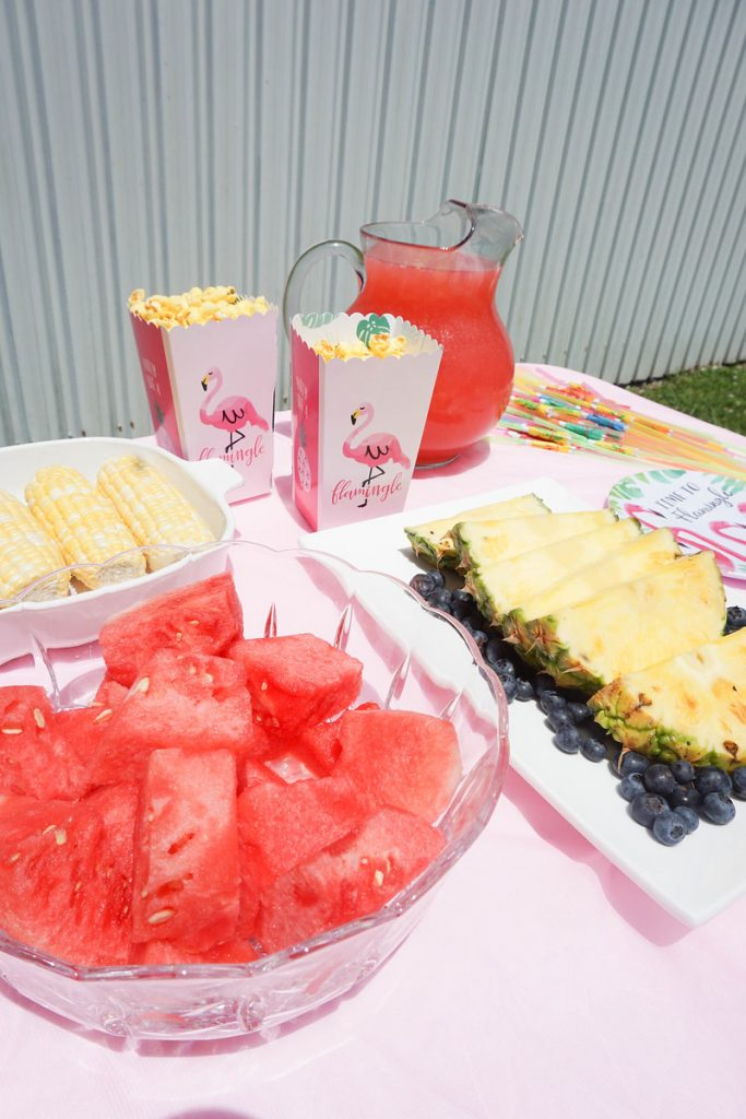 watermelon party food