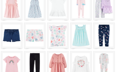Toddler Girl Spring Clothing Haul